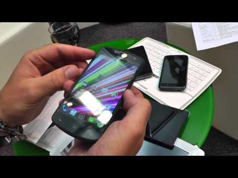 Archos 50 Oxygen Hands On: 5 Zoll Smartphone für 299 Euro