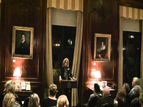 "NYSL: Janet Wallach on ""The Richest Woman in America: Hetty Green in the Gilded Age"""