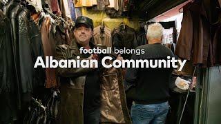 Football Belongs Albanian Community