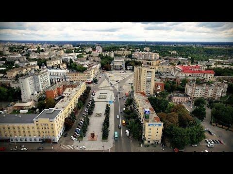 Житомир, осень 2015. Видео с квадрокоптера
