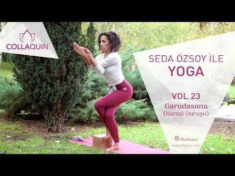 Seda Özsoy ile Yoga | Vol 23 | Garudasana (Kartal Duruşu)