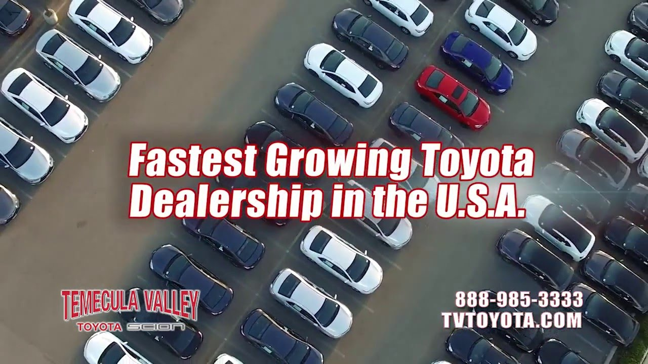 High Quality Temecula Valley Toyota   Value U0026 Selection   YouTube