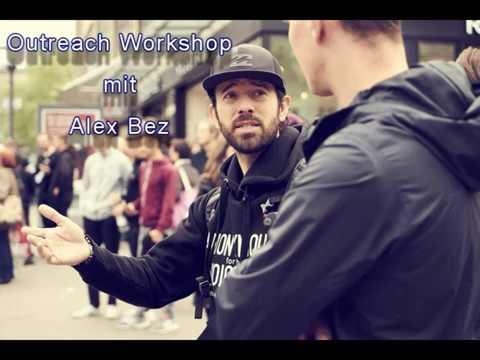 AV Workshop with Alex Bez - Freiburg Germany 01.05.2018