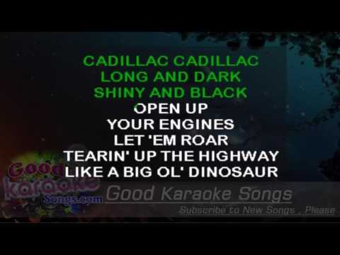 cadillac ranch bruce springsteen lyrics karaoke. Cars Review. Best American Auto & Cars Review