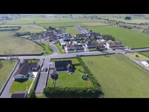 Drone Fotage Corofin Co.Galway