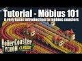 Roller Coaster Tycoon Classic - Tutorial - Möbius 101