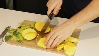 How to Peel a Mango - The Top 2 Best Ways