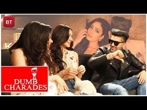 Raat Kamaal Hai Starcast Guru Randhawa, Khushali Kumar & Tulsi Kumar Played Sparkling Dumb Charades