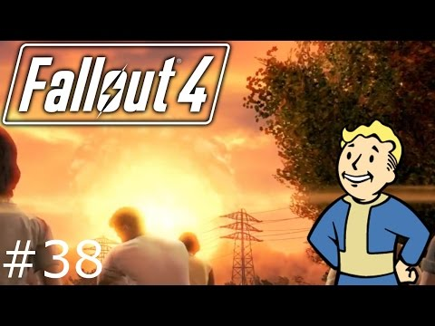 Fallout 4 | 38 | Stalling For Time and Curing Virgil!