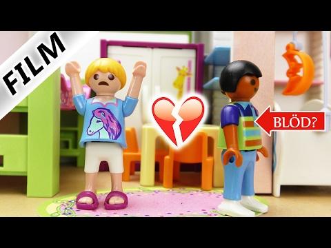 Playmobil Film Deutsch - ES IST AUS MIT DAVE, DIE TRENNUNG! HANNAH HAT LIEBESKUMMER! Familie Vogel