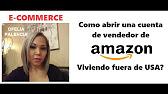 Como ganar dinero en Amazon si vives fuera de USA?