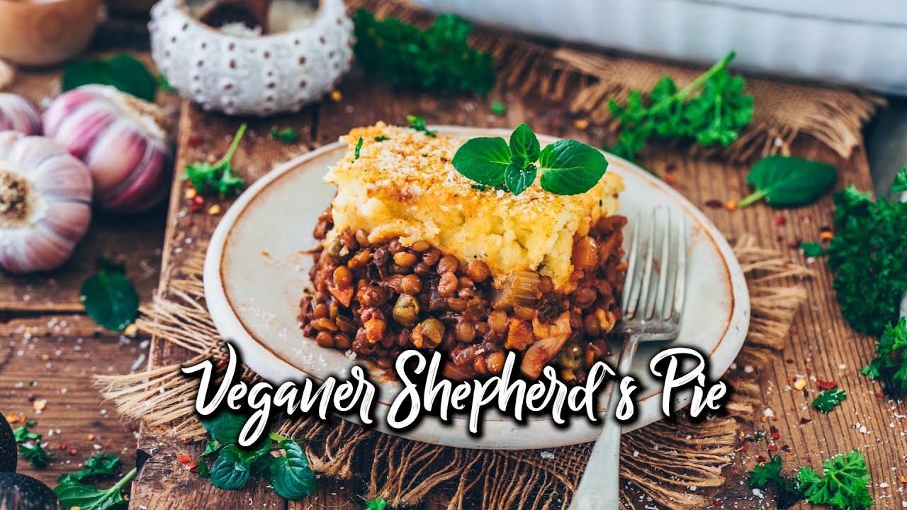 Veganer Shepherd´s Pie * Rezept