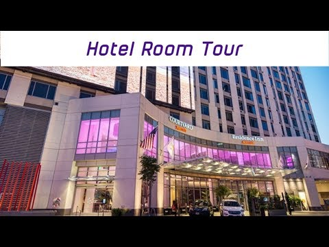 marriott-residence-inn-hotel-room-tour!l.a.-live-downtown-los-angeles!