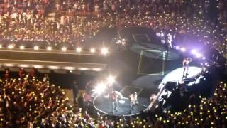 Video 110312 Fantastic Baby Encore - BIGBANG Alive Concert Tour 2012 in LA download MP3, 3GP, MP4, WEBM, AVI, FLV Juli 2018