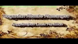 """Geguritan Kamar """"Nembe Rumangsa"""" Dening Laela Faridhoh"""