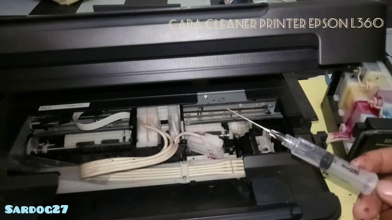 Cara Mengatasi Printer Yang Tidak Keluar Tinta Youtube