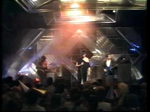 Echo And The Bunnymen - The Cutter (totp)