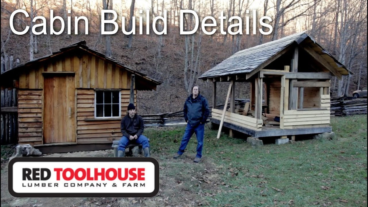 Ep56: Sawmill Cabins building new cabins with modern & traditional practices