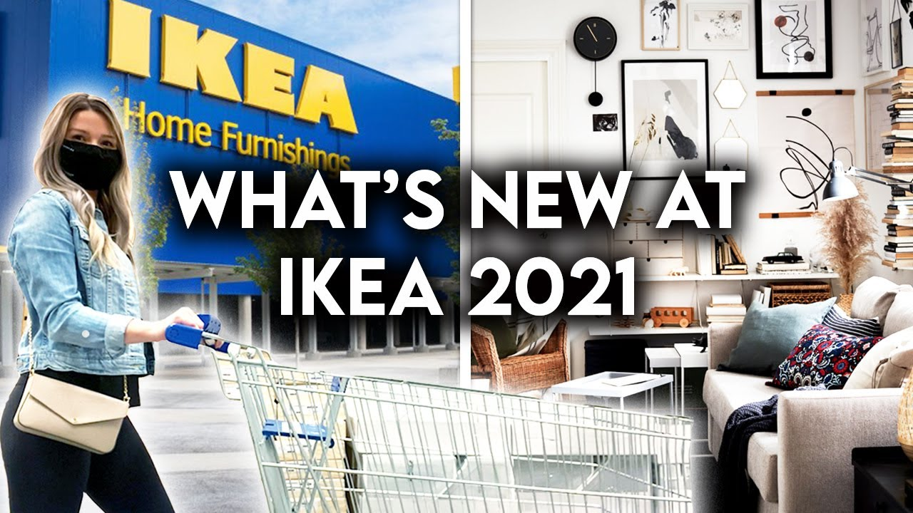 Download IKEA SHOP WITH ME 2021 | NEW PRODUCTS + DECOR