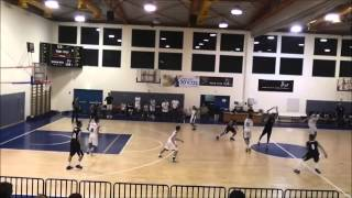 Tal Aviram Basketball Highlights