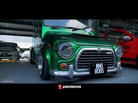 ONLY 1 in Malaysia - Mira L5 Classic Custom Cars SHIKAKU