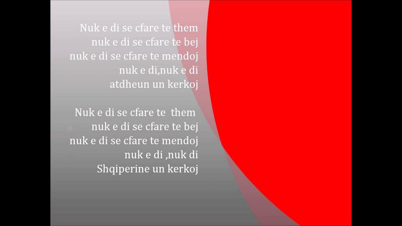 Kenge per 100-vjetorin e pavaresise se Shqiperise - YouTube