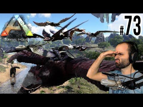 ARK #73   LOS 13 GUERREROS DE LA MUERTE   ARK Gameplay Español