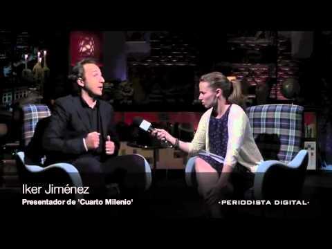 IKER JIMENEZ REPORTAJE - CUARTO MILENIO - SEP/2012.wmv - YouTube
