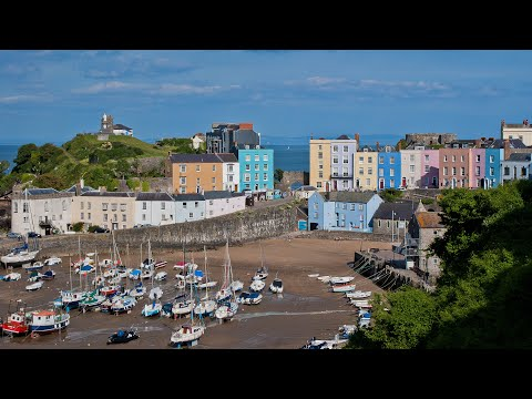 Epic Walks Wales Tenby To Lydstep Pembrokeshire Coast Wales