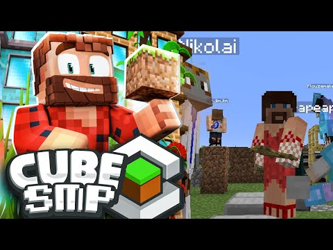 """WE PLAYED MUSICAL CHAIRS IN MINECRAFT"" 