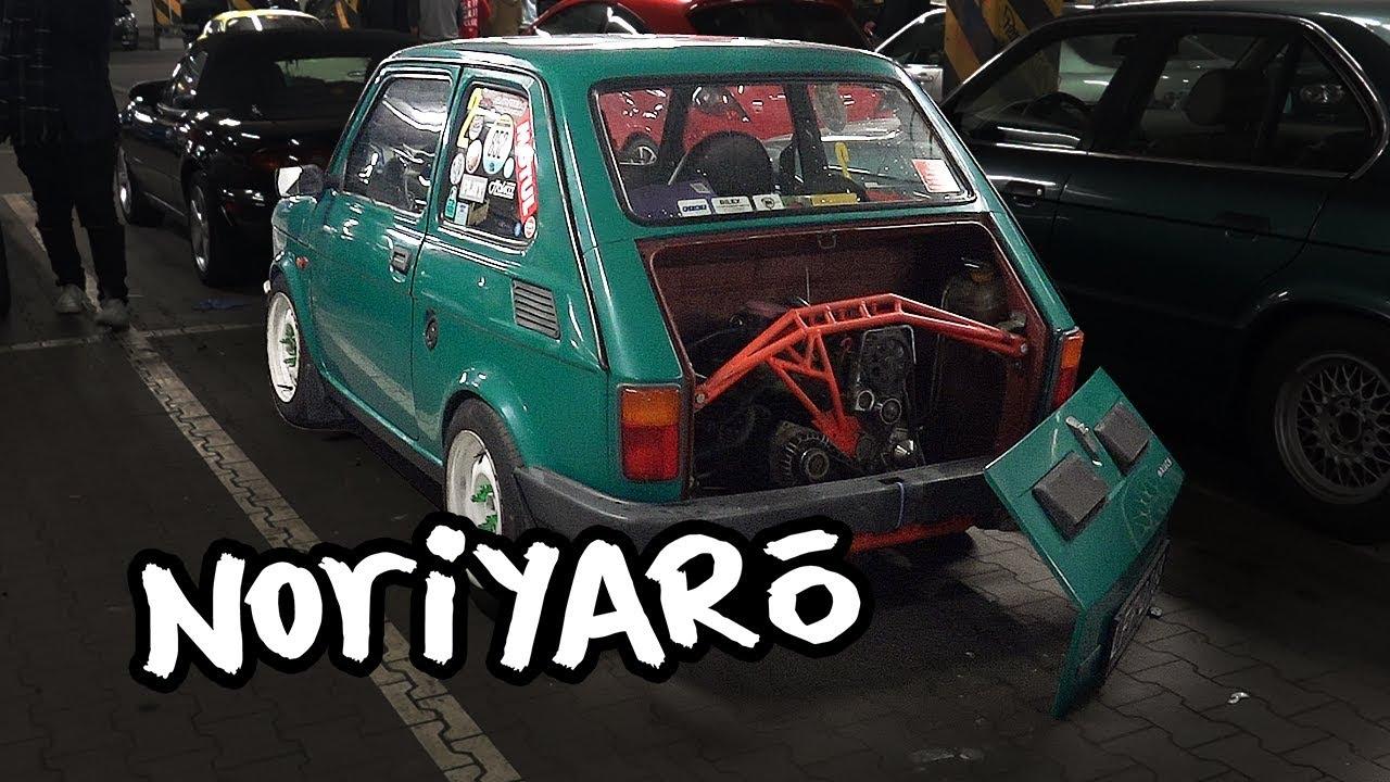 8a3149b6c872 Poland s Supercar  Noriyaro in Warsaw! - YouTube