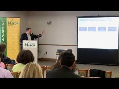Capital One SVP of Branding at the Johnson & Strachan Speaker Series | George Mason University