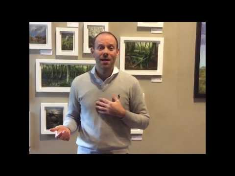 Ffin y Parc Gallery presents Gerald & Kim Dewsbury
