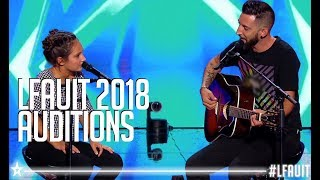 Manu et louna  |  Auditions | France's got talent 2018