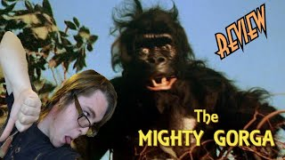 7. The Mighty Gorga (1969) KING KONG REVIEWS