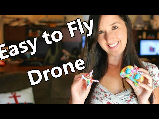 Worlds Easiest to Fly Micro Drone - Dayan CX-10D - TheRcSaylors