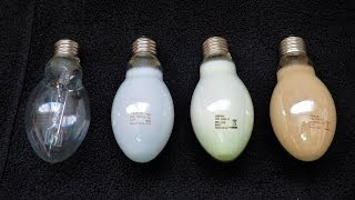 Lampy rtęciowe Osram 50W - high pressure mercury vapour lamp 50W