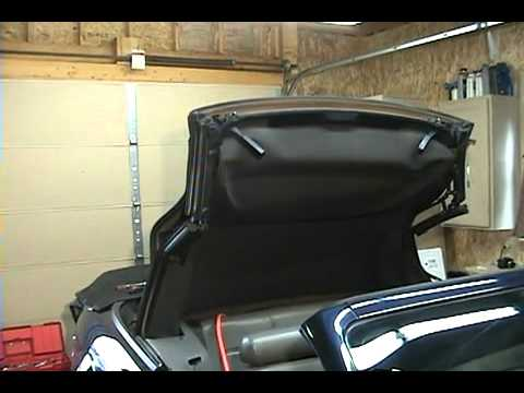 2005 mustang convertible top wiring diagram mustang installation video sample  1994 2004  convertible top  mustang installation video sample  1994