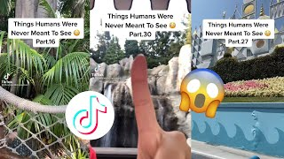 Things Humans Were Neטer Meant To See (TIKTOK COMPILATION)   @thetvshowsyoulove