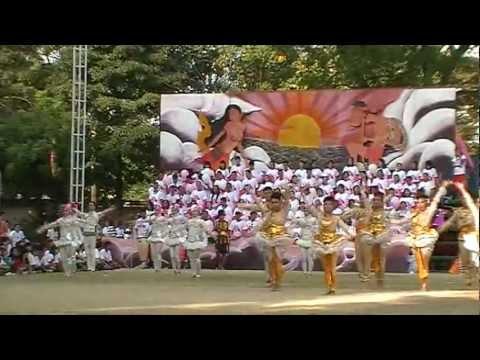 [กีฬาสีหอวัง 54] ลีดทุกสี มาร์ชหอวัง