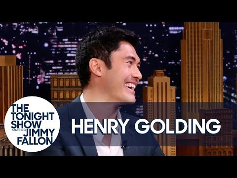 Crazy Rich Asians' Henry Golding Was Voted Sexual Healer In High School