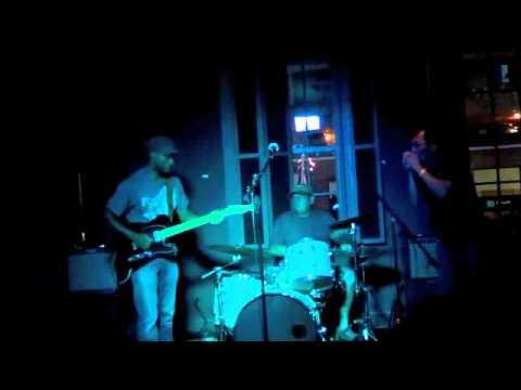 Toney - Black Cat Bone at the Twisted Tail Blues Jam Philadelphia 9/9/12