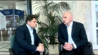 Интервью Павла Качагина с Радиславом Гандапасом.