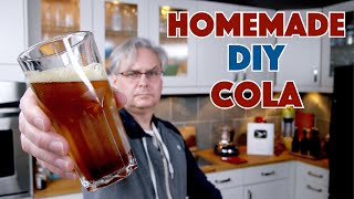 DIY Squozen Cola Recipe Nailed It! || Glen & Friends Cooking