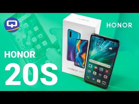 Huawei Honor 20S Обзор. Санкции. / QUKE.RU /