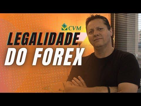 Legalidade do Forex