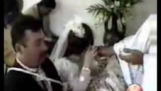 فضيحة عروس اثناء الزفاف