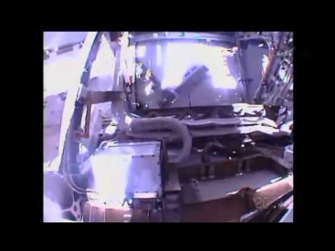 ISS Expedition 39 MDM Repair Spacewalk Coverage From NASA TV