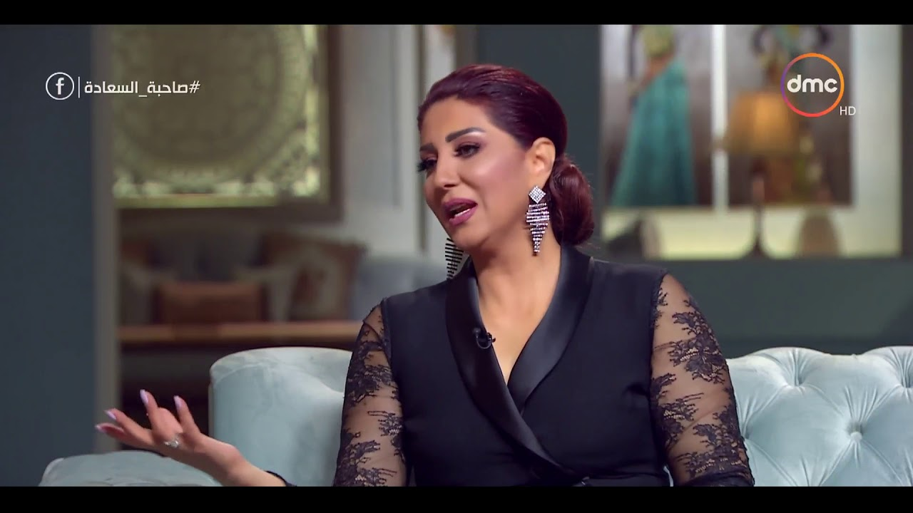 صاحبة السعادة-وفاء عامر:أكبر مشاكلي مع أيتن انها دايما تقولي انتي مش محترفة ورد اسعاد يونس علي أيتن؟