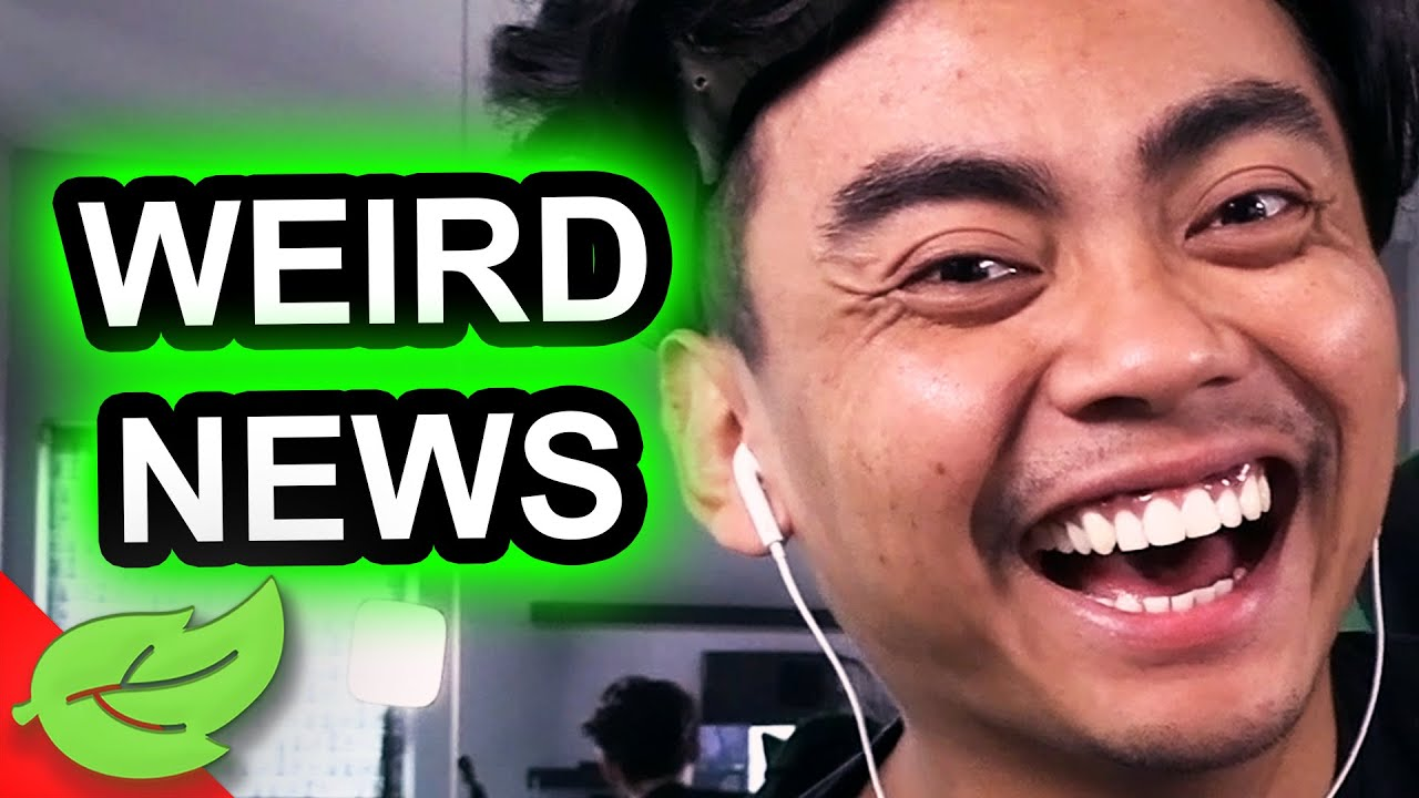 Guava Juice's Weird News | Guava Juice Podcast #15
